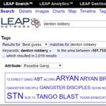 LEAP Search: A powerful, law enforcement-specific search technology