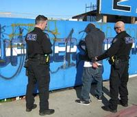 The safest ways to interact with gang members