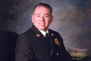 Chief Mike Garcia