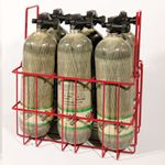 SCBA Cylinder Carriers