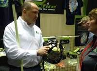 FoxFire brightens up FDIC with tool materials