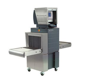 The HI-SCAN 5030si, a tabletop X-ray inspection system from Smiths Detection, can quickly screen letters and smaller packages to discover contraband that can be seized and confirmed by a manual search. (photo/Smiths Detection)