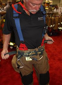 Honeywell releases new harness at FDIC