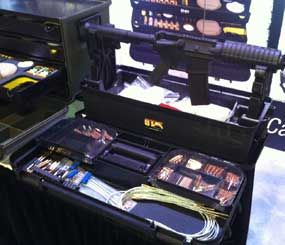 SHOT Show 2013: The OTIS Team Range Box
