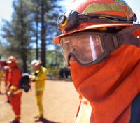 Redemption on the fire line: Calif. inmates, staff embrace rehabilitative mission