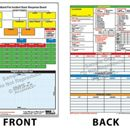 Basic Wildland Fire Response Board