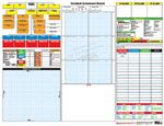 Incident Command Boards, ICS Boards & Status Boards