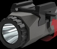 Weapon-mounted lights for patrol
