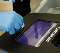 How a common airport screening tool can catch drugs behind bars