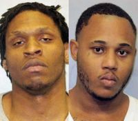 2 inmates sentenced in assault on Iowa COs
