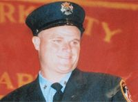 Firefighter Jimmy Riches: A smiling face that we miss so much