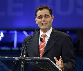 Julius Genachowski, the new chairman of the Federal Communications Commission, has already begun reshaping the FCC. (AP Photo)