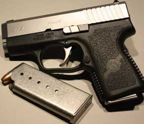 Concealed carry: Kahr Arms CM9