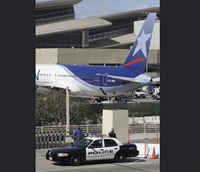 Cache of weapons on plane may not violate TSA rules
