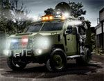 The Lenco BearCat® - LE Model