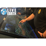 Live Earth - A Real-Time Visual Operations Center