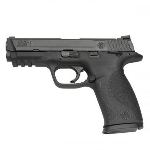 Smith & Wesson M&P9 - Full Size, Thumb Safety