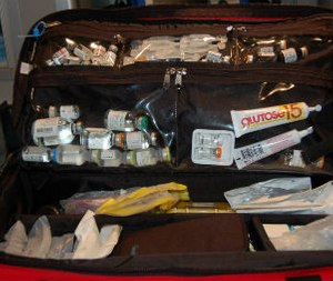 There are several approaches to manage an EMS drug shortage. (Photo/Greg Friese)