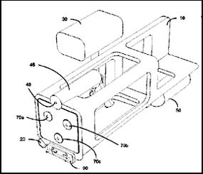 New patent makes one think, 'Holy less lethal, Batman!'