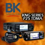 P25 Digital Mobile Two-way Radios