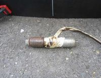 Pipe bomb found outside probation office