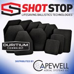 ShotStop Ballistic Plates with DURITIUM Technology