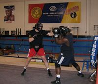 Is boxing safe for police training?