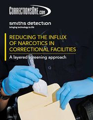 Reducing the influx of narcotics in correctional facilities (white paper)