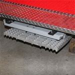 Retractable Vehicle Step – 7-5/8″ Drop