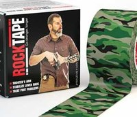 Treating duty and training pains with RockTape