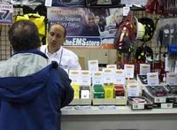EMS Store unveiled at FDIC