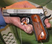 SHOT Show: 'E' is for 'enhanced' with the new 1911 from Smith & Wesson