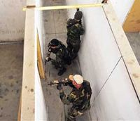 10 years after 9/11: SEAL Team Six and police SWAT tactics of CQB