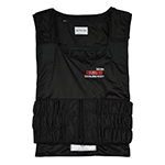 PhaseCore Standard Mesh Cooling Vest - Professional grade personal cooling vests keep core body temperature safe from heat stress for up to four hours.