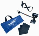 Sager Infant Bilateral Traction Splint (Model S300)