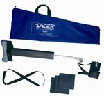Sager Form III Single Splint (Model S301)