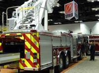 New rear-mounted aerial unit includes data screen