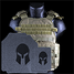 Level III+ AR550 Body Armor Package