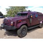 Sentinel Tactical Response Vehicle XL