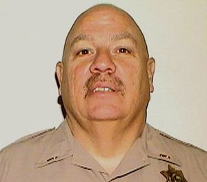"Lt. Derrick ""Bo"" Taylor, 56, was camp commander at Ventura Conservation Camp where he worked closely with inmates fighting fires. (Photo/California Department of Corrections and Rehabilitation)"