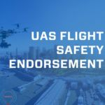 This course is an online intro to safety & risk management practices associated with UAS ops.