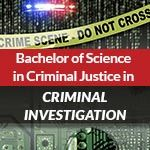 CJ Degree - Criminal Investigation