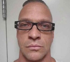 Nevada death row inmate Scott Raymond Dozier has said repeatedly that he wants his sentence to be carried out, even if it's painful. (Nevada Department of Corrections/TNS)