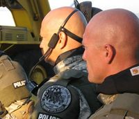 Inter-agency comms: From PTT phones to P25 radios