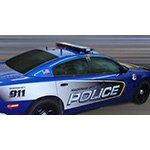 Custom Police Car Graphics