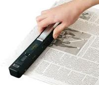 Magically scan documents and photos on patrol