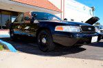 Lite Refurbishing Program of Ford Crown Victoria Police Interceptor