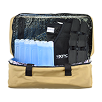 XPC Go-Packs - keep a 4-man crew safe while working in hot environments