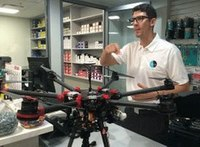 Cayman Islands using drones to help stop contraband smuggling