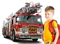 Kindergartner has 'zero interest' in growing up to be a firefighter